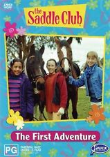 The Saddle Club - The First Adventure (DVD, 2009)