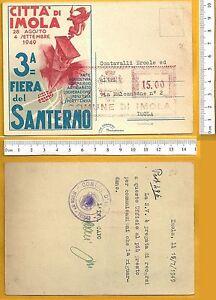 Imola - 3^ Fiera del Santerno - comunicazione urgente -25278