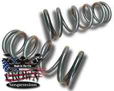 "1982-2004 S10 S15 Sonoma Blazer Jimmy 1"" Front Lowering Coil Springs Drop Kit"