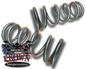 """1997-2003 Ford F150 2wd 3"""" Front Lowering Coil Springs Drop Kit"""