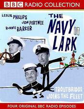 The  Navy Lark : No.11: Troutbridge Joins the Fleet by George Evans, Laurie Wyman (Audio cassette, 1999)