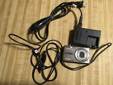 Olympus FE-280  Digital Camera 8MP - with charger and cable