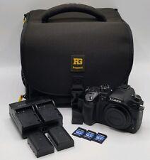 GH4 Panasonic LUMIX DMC-GH4 4K Digital Camera Micro Four Thirds Camcorder