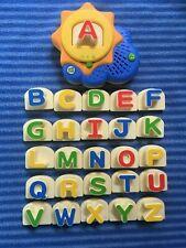 Leap Frog Fridge Phonics Sunshine Magnetic Letters Learning System Set