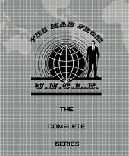 THE MAN FROM UNCLE COMPLETE SERIES New 41 DVD Set Seasons 1-4 Season 1 2 3 4