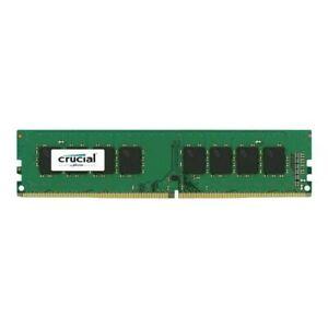 Mémoire RAM Crucial 8 Go DDR4-2400MHz