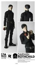1/6 threeA Ashley Wood WWR - Darwin Rothchild  Funeral Party Edition
