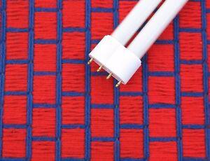 """80w PLL 22.5"""" POWER COMPACT fluorescent 3500K light BULB 4 pin 2G11 base F80LTT"""