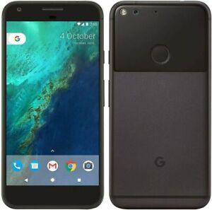 Google Pixel XL - 32GB - Quite Black (Unlocked) A stock