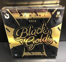 2016 Panini BLACK GOLD Hobby Box Football
