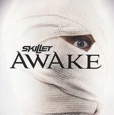 Awake by Skillet (Christian Rock) (CD, Aug-2009, Atlantic (Label))