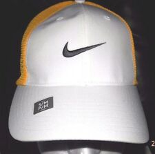 New Nike Golf 2016 Legacy91 Tour Mesh FlexFit Fitted Cap Hat 727038-703 sz S/M