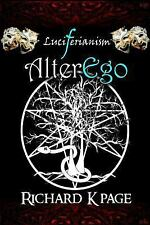 Luciferianism : AlterEgo: By Page, Richard