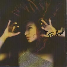 """Tori Amos Autogramm signed CD Booklet  """"From the Choirgirl Hotel"""""""