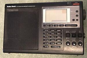 Radio Shack Realistic DX-390 FM AM Short Wave Radio Untested AS-IS