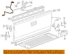 GM OEM Rear View-Backup Back Up Camera 23306741
