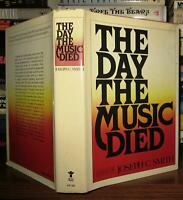 Smith, Joseph C.  THE DAY THE MUSIC DIED  1st Edition 1st Printing
