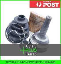 Rear Wheel Bearing Hub Fits TOYOTA PLATZ NCP12//SCP11 1999-2005