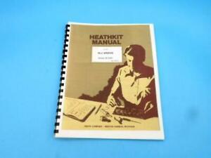 Heathkit RLC Bridge IB-5281 Manual 595-1958-03 Home Electronics Education