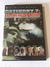 Category 7: The End of the World (DVD, 2006). Widescreen Robert Wagner