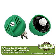Locking Fuel Cap For Fiat Brava (Green Cap) To 06/1998 OE Fit