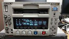 Sony DSR-1500A DVCAM Digital Video Cassette Recorder Editing Deck DRUM 0122