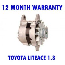 TOYOTA LITEACE 1.8 1982 1983 1984 1985 REMANUFACTURED ALTERNATOR