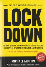 LOCKDOWN - George Orwell 2020 - Michael Morris & Jan van Helsing BUCH - NEU