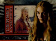 Game Of Thrones Season 1, Rittenhouse, Rare Shadowbox Card, Cersei Lannister