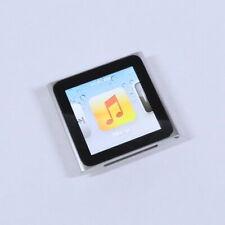 Apple iPod Nano 8GB 6th Gen Generation Silver MP3 WARRANTY EXCELLENT