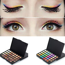 Eyeshadow Palette Makeup Cream Eye Shadow Matte Shimmer Set Cosmetic