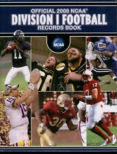 Official 2008 NCAA Division 1 Football Record Book