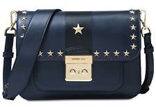 MICHAEL Michael Kors Sloan Editor Shoulder Bag Admiral/black