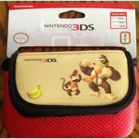 Nintendo Licensed 3DS Character Game Traveller Case - Donkey Kong