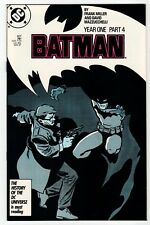 DC - BATMAN #407 - Year One Part 4 - NM May 1987 Vintage Comic