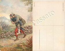 Prima guerra mondiale - Soldato francese aiuta soldato tedesco