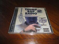 Thump Rap Radio Vol. 2 CD - Kid Frost Mr. Shadow SHYSTI Proper Dos Lawless LSOB