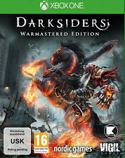 Darksiders Warmastered Edition Xbox One Top Zustand Deutsche Version