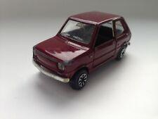 Polistil Fiat 126 hintere Stossstange