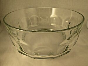 Arcoroc Large glass Trifle Bowl - Vintage