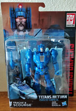 Transformers Titans Return Scourge, 100% Complete, MOC