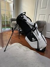 New listing g fore golf bag. vessel white