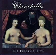 CHINCHILLA : 101 ITALIAN HITS / CD (CRISIS RECORDS 1996) - NEUWERTIG