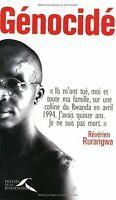 Génocidé von Révérien Rurangwa | Buch | Zustand gut