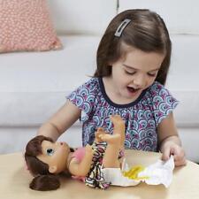 Baby Alive Super Snacks Snackin Noodles Baby Brunette Eats Doll Food Talks New