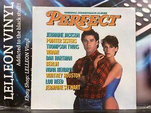 Perfect Soundtrack LP Album Vinyl Record 207203 A1/B1 Film 80's Travolta Curtis
