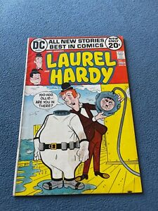 DC Comic LAUREL & HARDY #1 August 1972