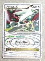 Pokemon Platinum Arceus 2009 Ultra Rare Holo Arceus Lv. X 95/99 MINT!