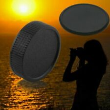 2x 42mm Plastic Front Rear Cap Cover For M42 Digital Body Sale and Lens Cam B5C8