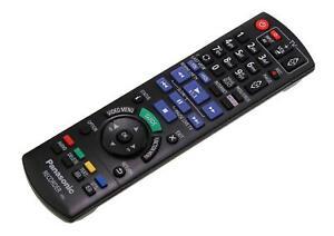 Panasonic N 2 QAYB 001077 Remote Control for dmr-bwt850, dmr-hwt260, dmr-pwt560